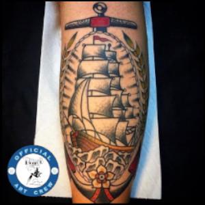 Borja Tattoo Ibiza