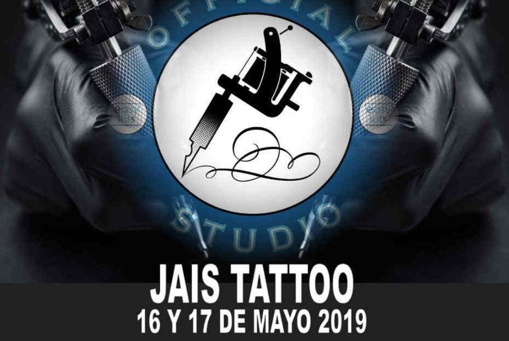 Jais Tattoo Evento Mayo