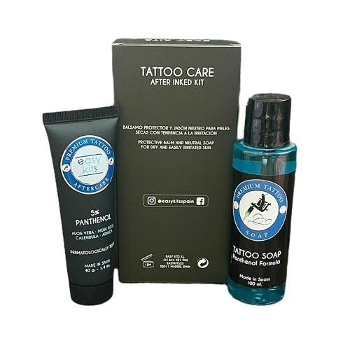 Kit Tattoo Care After Inked