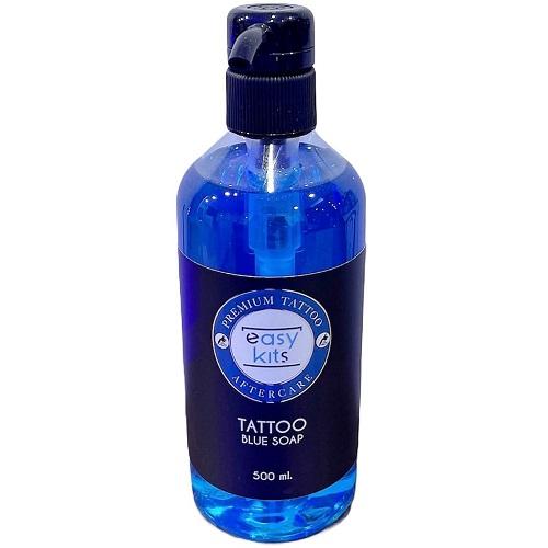 Tattoo Blue Soap 500g